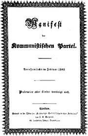 Communistisch Manifest