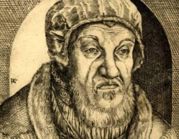 Nicolaus von Amsdorf (Peter Gottlandt, 1558)