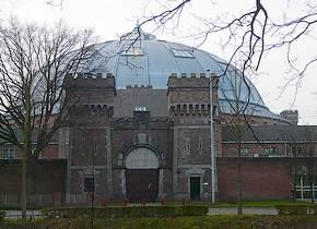 Koepelgevangenis in Breda