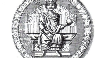 080910592e5 Adolf I van Nassau (ca. 1255-1298) - Rooms koning