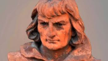 Buste van Frans Ackerman (CC BY-SA 4.0 - Lamiot - wiki)