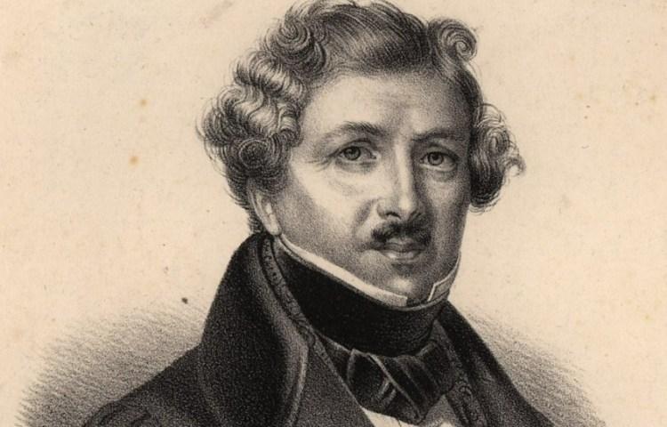 Louis Daguerre (1787-1851)