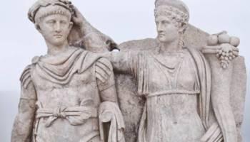 Nero en Julia Agrippina