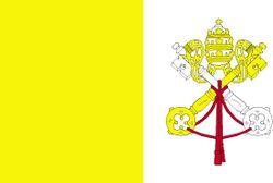 Vlag van Vaticaanstad