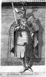 Aleid's broer Willem II van Holland