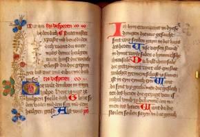 Bibliotheek Arnhem ontvangt middeleeuws getijdenboek