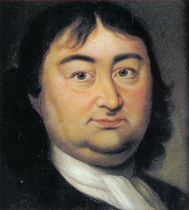 Vitus Jonassen Bering (1681-1741)