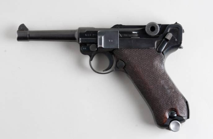 Luger pistool - cc