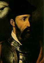 Francisco Pizarro (1476-1541)