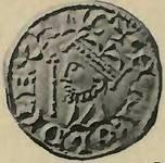 Penny met daarop de beeltenis van Harold II van Engeland