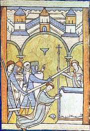Moord op Thomas Becket