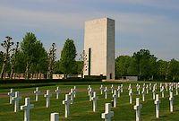 Memorial Day op begraafplaats Margraten