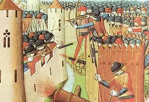 Beleg van Orléans tijdens de Honderdjarige Oorlog