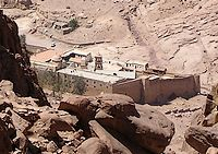 Katharinaklooster in de Sinaï