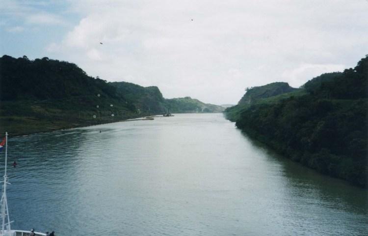 Het Panamakanaal - cc