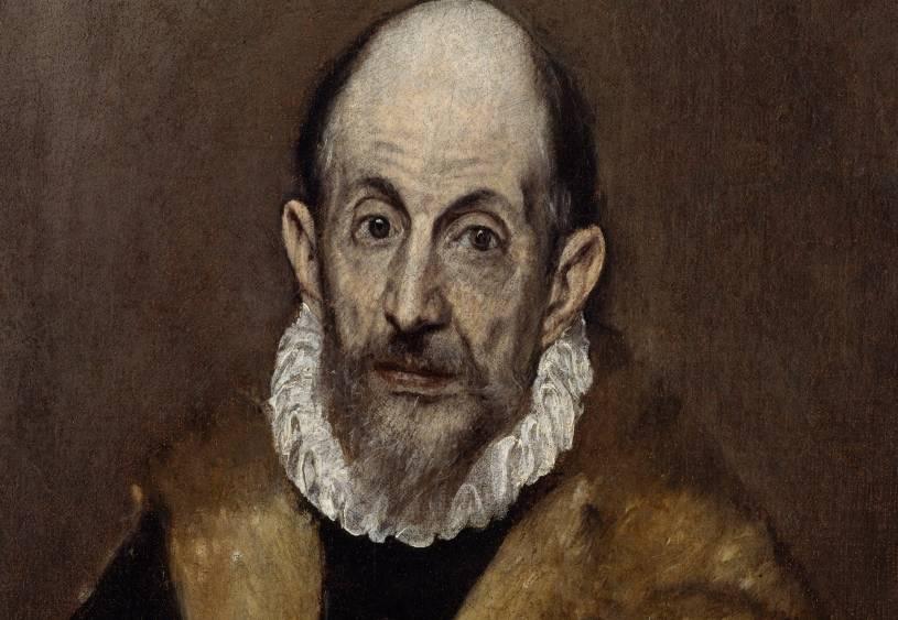 El Greco (1541-1614) – Grieks/Spaanse kunstschilder