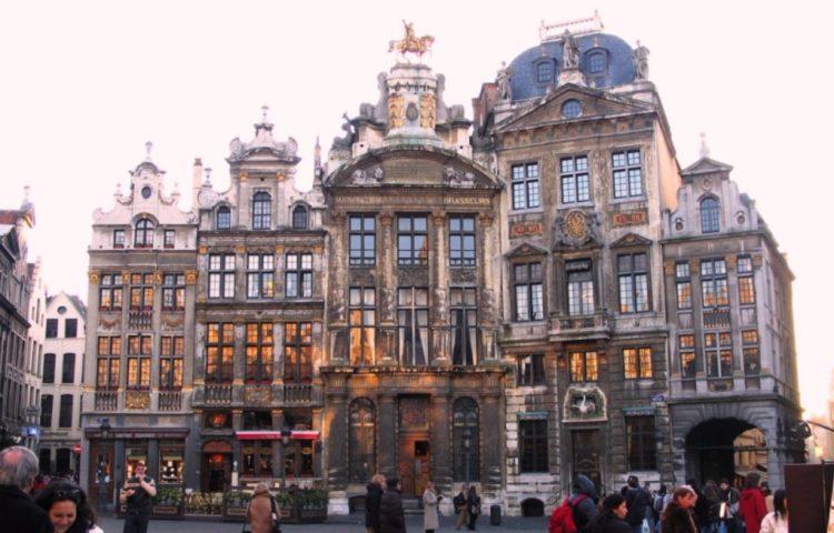 Brouwershuis in Brussel - cc
