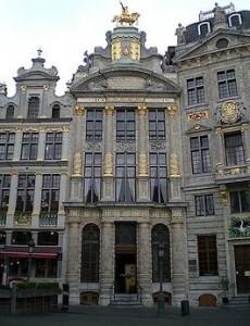 Brouwershuis in Brussel