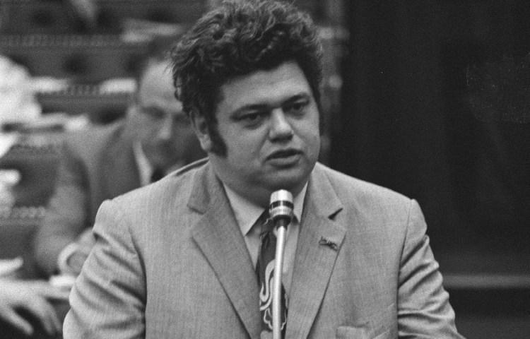 Henk Vonhoff (1931-2010) - Prominent VVD'er (cc - Anefo)