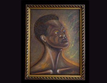 Portret van Tula, door Edsel Selberie