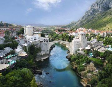 Mostar, of de waanzin van een oorlog