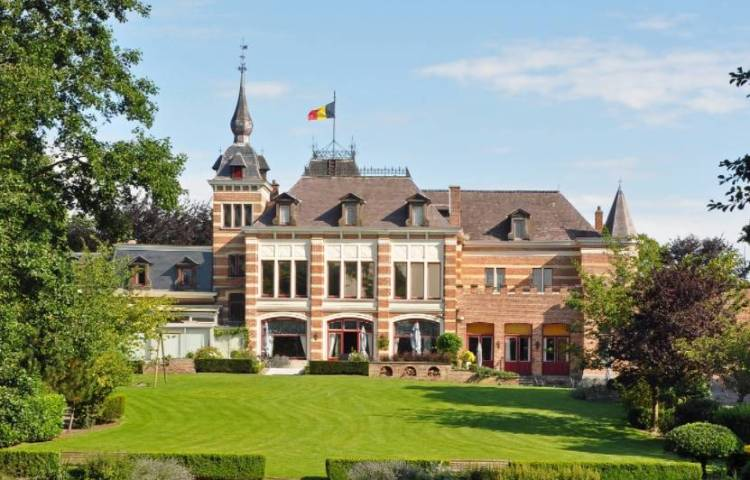 Kasteel van Moerkerke (cc - Marc Ryckaert)