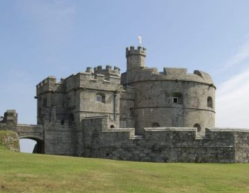 Pendennis Castle, Cornwal (CC BY-SA 3.0 - Nilfanion - wiki)