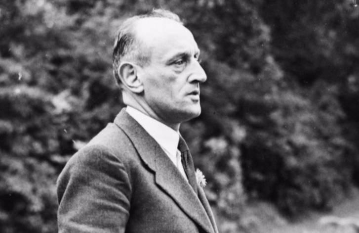 Gerrit Jan van Heuven Goedhart (cc - Nationaal Archief)