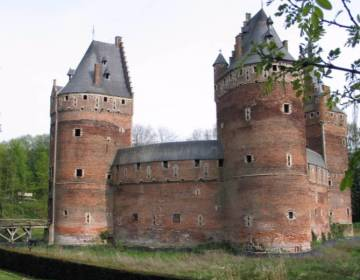 Kasteel van Beersel (cc - Paul Hermans)