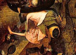 De Dulle Griet van Pieter Bruegel de Oude
