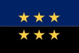 Eerste vlag van de Europese Gemeenschap voor Kolen en Staal