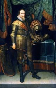 Stadhouder Maurits van Oranje