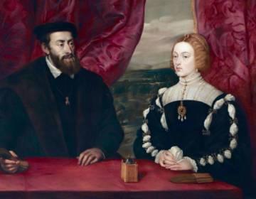 Karel V en Isabella van Portugal
