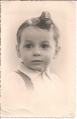 Hijman (Hansje) de Leeuw, 14-06-1938 – Privécollectie mevr. Ch. Walvisch