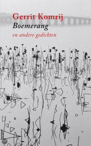 Boemerang - Gerrit Komrij