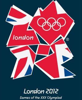 Poster van de Olympische Spelen van 2012