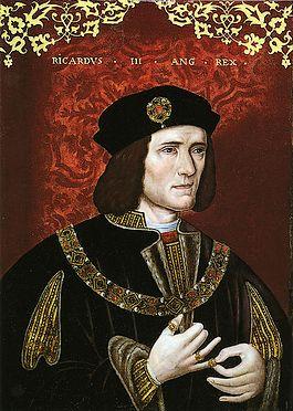 Richard III van Engeland