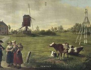 Tot nut van Nederland - Detail van de cover