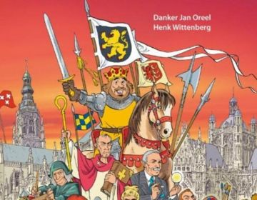 Strip: 'Brabant, daar brandt nog licht'