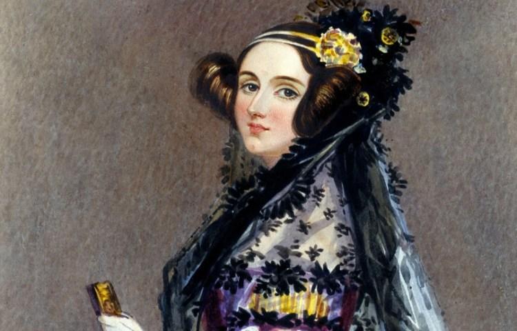 Ada Lovelace (1815-1852) - De eerste computerprogrammeur