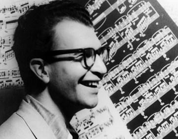 Dave Brubeck in 1954