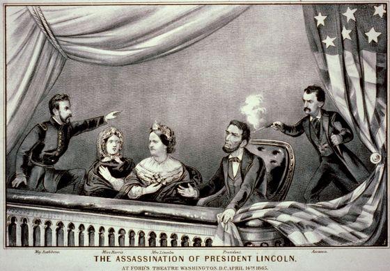 De moord op Abraham Lincoln