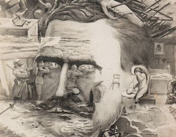 Why we fight the Prussian Autocracy, originele persfoto Underwood & Underwood – Pollock E. [afb. 1a]