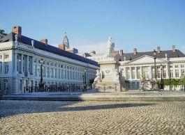 Martelarenplein in Brussel / cc