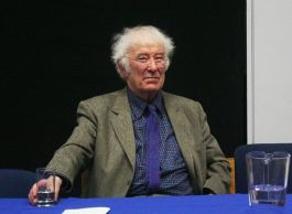 Seamus Heaney in 2009