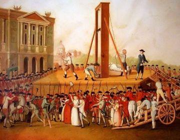 Executie van Marie-Antoinette, 16 oktober 1793