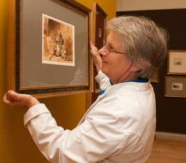 De mooiste Rembrandt krijgt een ereplek - Foto: Teylers Museum