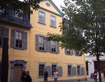 Schiller's huis