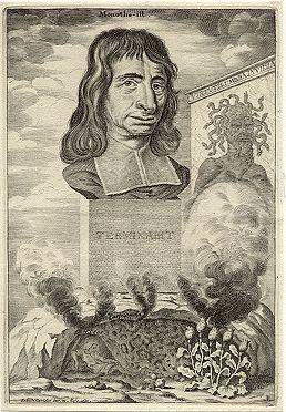 Balthasar Bekker - Tekening van Joh. Hilarides