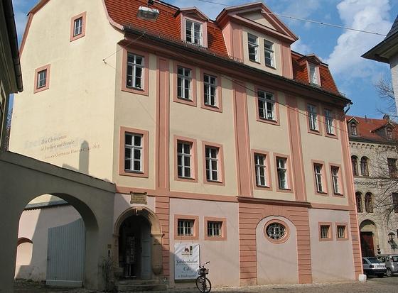 Woonhuis van Johann Gottfried Herder. Bron: cc/Most Curios